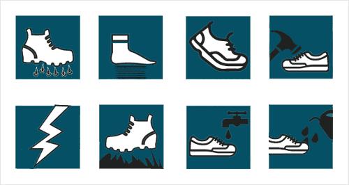 965ab570dc6a2 Tipos de calçados de segurança   Os tipos De